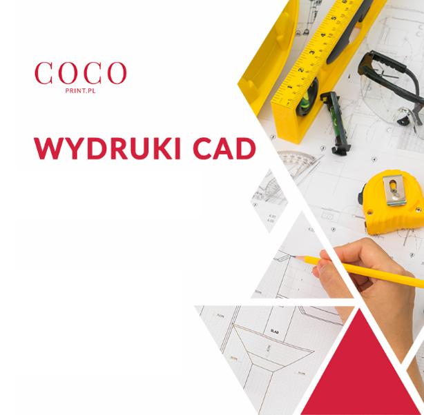 CAD - Wydruki CAD i archiwizacja